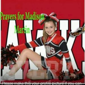 Madison Martin Prayer Warriors